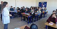 İlçe Sağlıktan Öğrencilere Eğitim