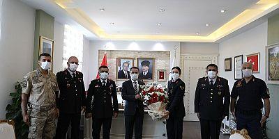 Jandarma Teşkilatının 182. Kuruluş Yıl Dönümü Kutlanıyor
