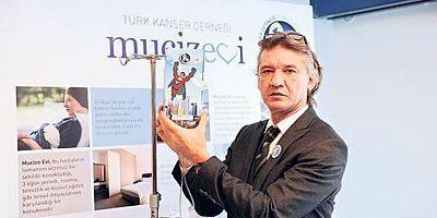 Türk Kanser Derneği'nden 'Mucize Evi'