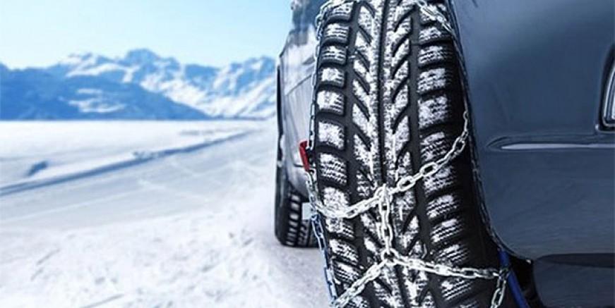 Ticari Araç Sürücülerine  'kış lastiği' uyarısı