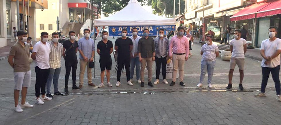 Uysal'dan AK Parti Gençlik Kollarına Ziyaret