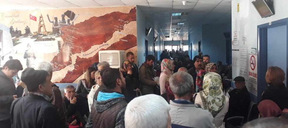 Vatandaşların Hastane Şikayetlerine, Hastane Yönetiminden Cevap