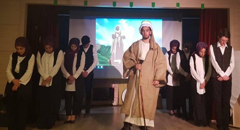 Yunus Emre'yi Anma Programı Düzenlendi