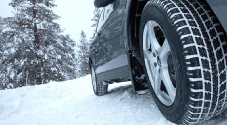 'Zorunlu Kış Lastiği Uygulaması 1 Aralık'ta Başlıyor'
